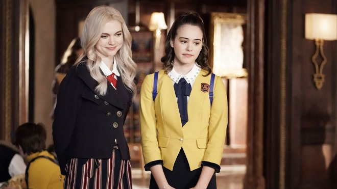 Legacies 01x11 - We're Gonna Need A Spotlight