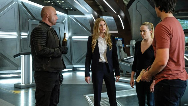 Legends of Tomorrow 04x08 - Legends of To-Meow-Meow