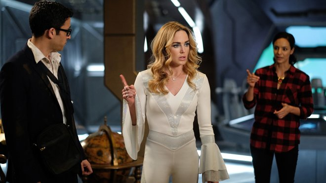 Legends of Tomorrow 03x11 -