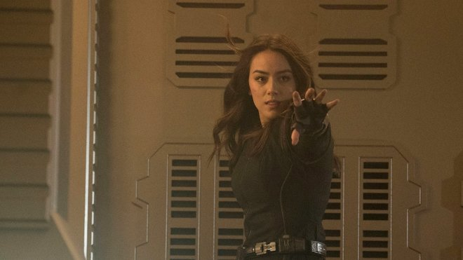 Marvel's Agents of S.H.I.E.L.D. 05x22 - The End