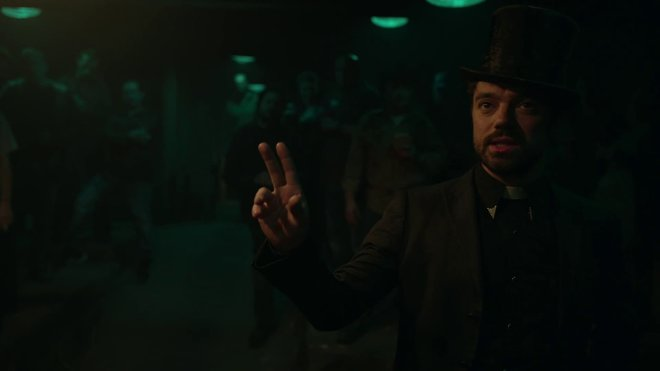 Preacher 03x04 - The Tombs