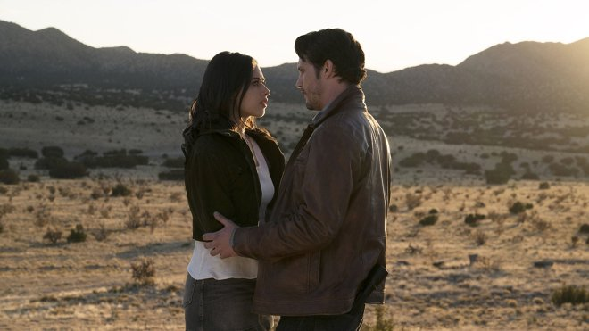 Roswell, New Mexico 01x01 -