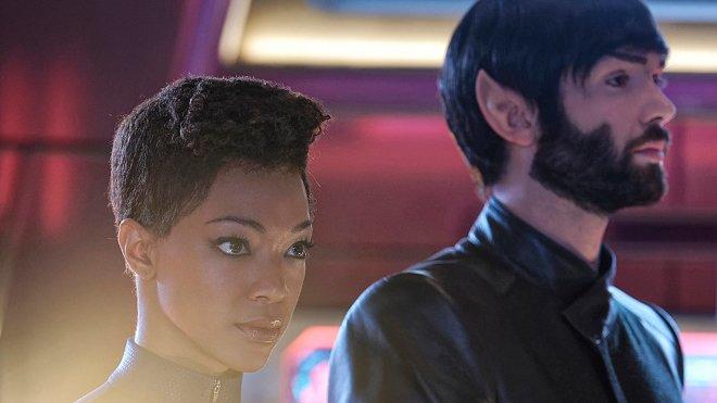 Star Trek: Discovery 02x13 - Such Sweet Sorrow