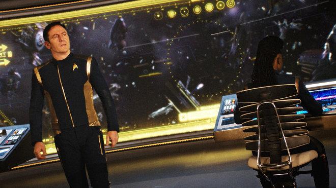 Star Trek: Discovery 01x10 - Nur wegen dir