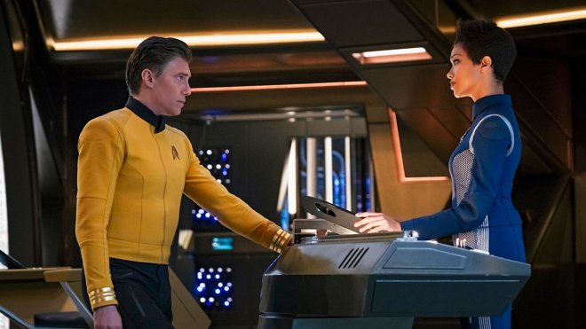 Star Trek: Discovery 02x01 - Brother