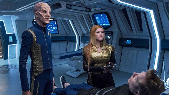 Star Trek: Discovery 01x11 - Der Wolf im Inneren