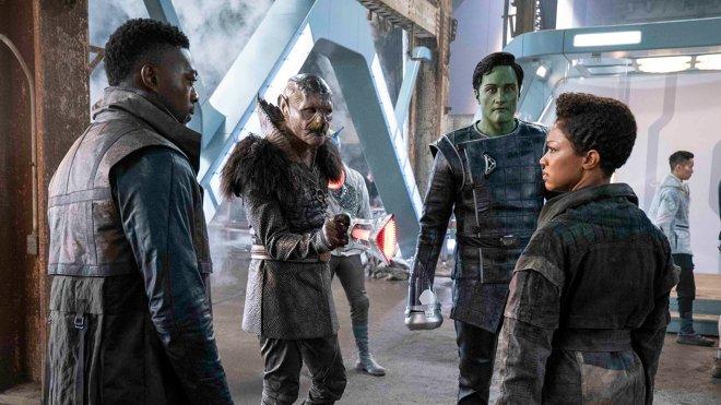 Star Trek: Discovery 03x01 - Ein Zeichen der Hoffnung (1)