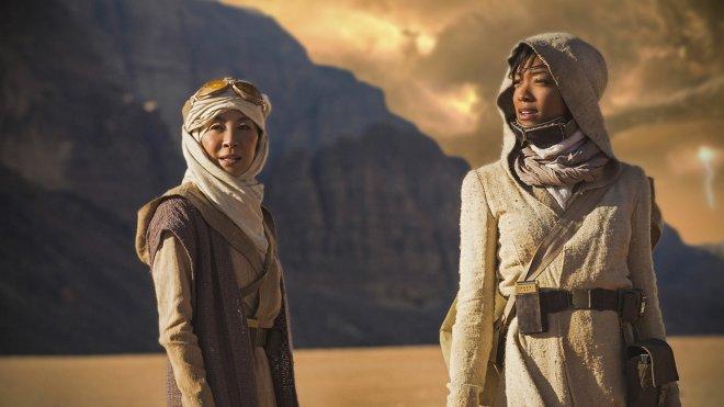 Star Trek: Discovery 01x01 - Leuchtfeuer