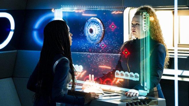 Star Trek: Discovery 03x07 - Wiedervereinigung Teil III