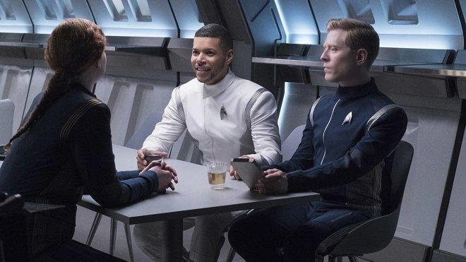 Star Trek: Discovery 01x08 - Si Vis Pacem, Para Bellum