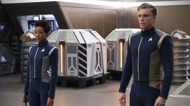 Star Trek: Discovery 02x05 - Saints of Imperfection
