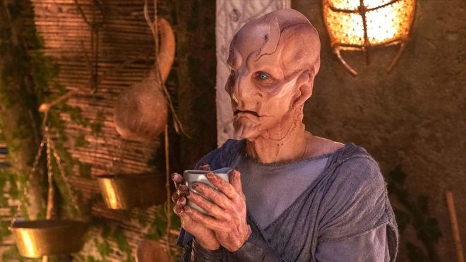 Star Trek: Discovery 02x06 - The Sounds of Thunder