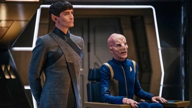 Star Trek: Discovery 01x15 - Nimm meine Hand