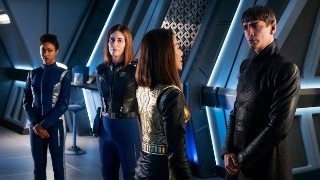 Star Trek: Discovery 01x14 - Flucht nach vorn