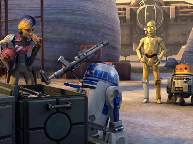 Star Wars Rebels Episodenguide