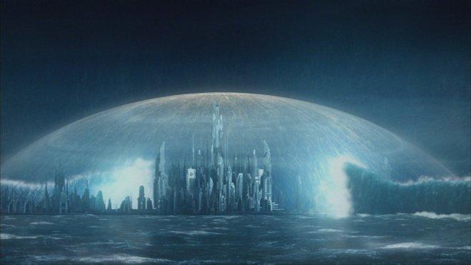 Auge Des Atlantis
