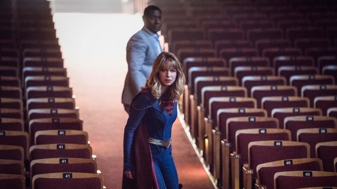 Supergirl 05x01 - Der Preis der Wahrheit