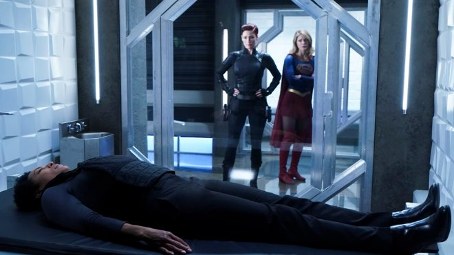 Supergirl 04x10 - Secrets And Lies
