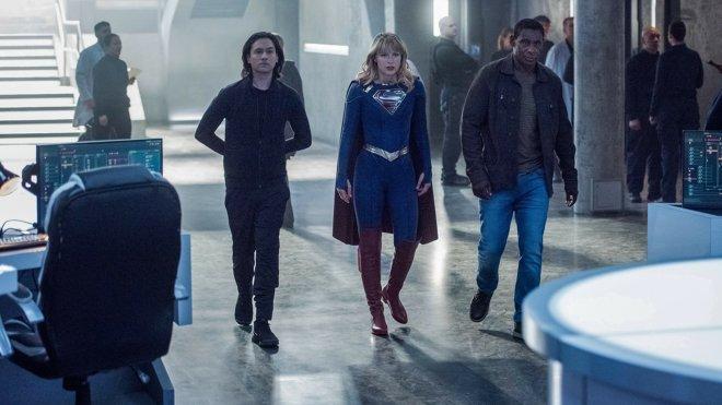 Supergirl 05x04 - Offenes Geheimnis