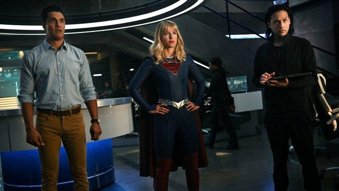 Supergirl 05x06 - Starke Frauen