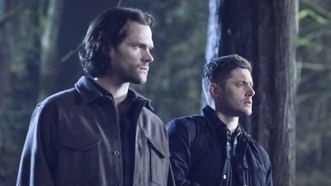Supernatural 14x16 - Don't Go In The Woods