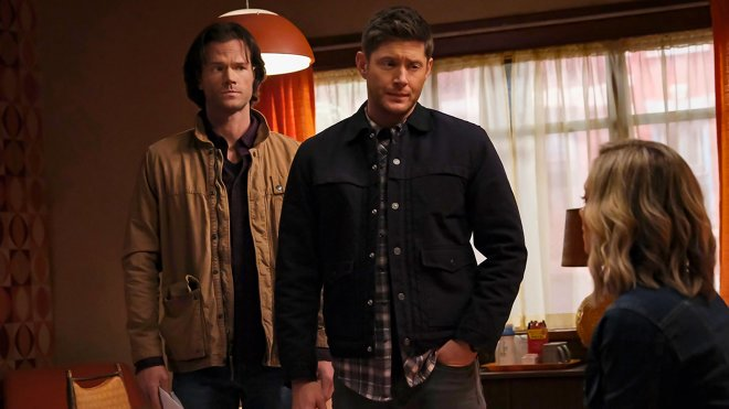 Supernatural 15x16 - Episode 16