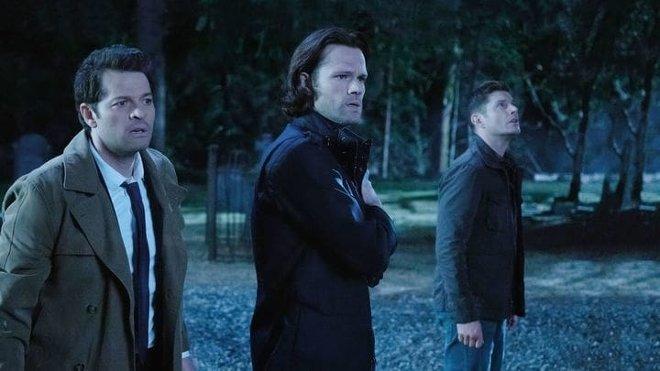 Supernatural 14x20 - Moriah