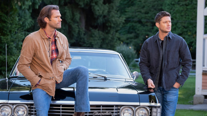Supernatural 15x20 - Carry On