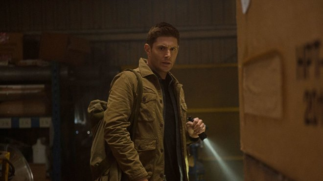 Supernatural 14x09 - The Spear