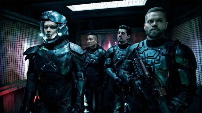 The Expanse 03x06 - Immolation