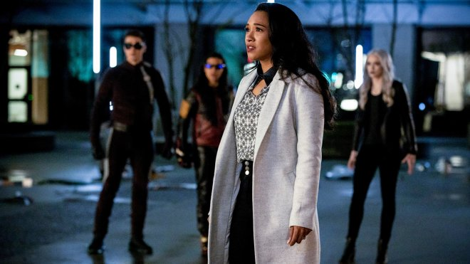 The Flash 05x22 - Legacy