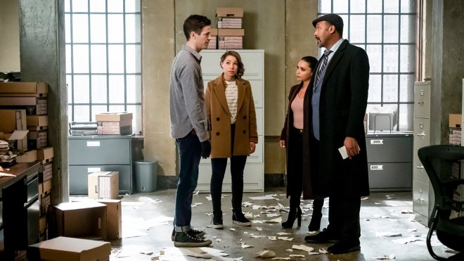 The Flash 05x17 - Time Bomb