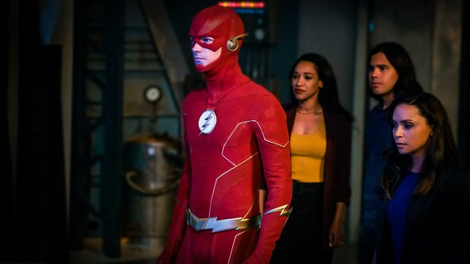 The Flash 06x01 - Into The Void