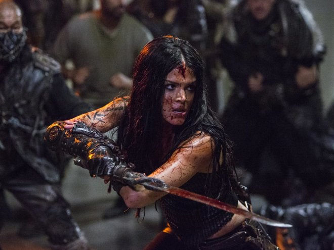 The 100 05x02 - Red Queen