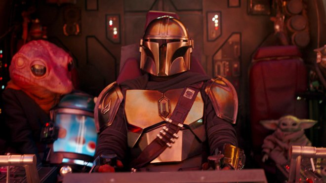The Mandalorian 02x03 - Kapitel 11: Die Thronerbin