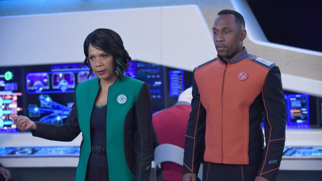 The Orville 02x03 - Home
