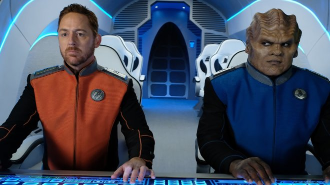 The Orville 02x04 - Nothing Left on Earth Excepting Fishes