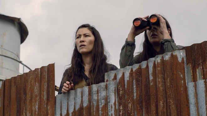 The Walking Dead 09x10 - Omega