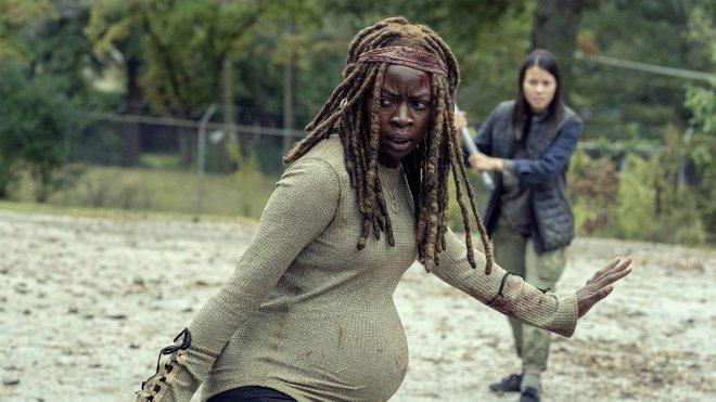 The Walking Dead 09x14 - Scars