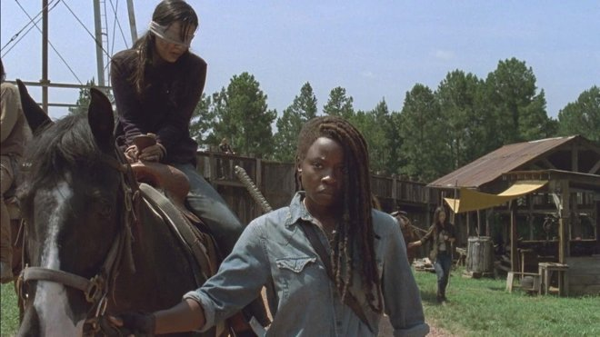 The Walking Dead 09x09 - Adaptation