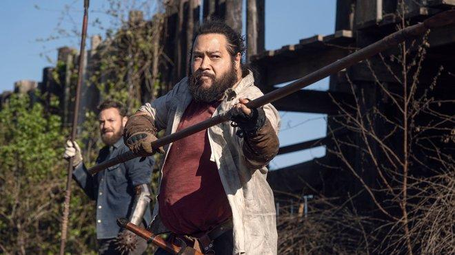 The Walking Dead 11x05 - Aus der Asche