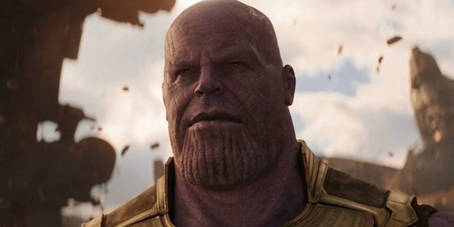 Thanos - Marvel Charakter