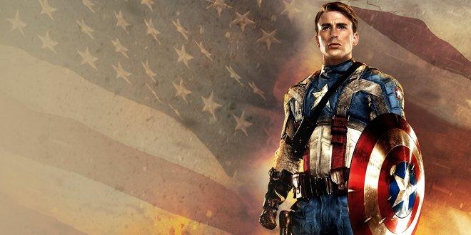 Captain America (Steve Rogers) - Marvel