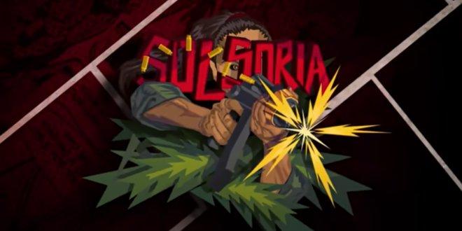 Sol Soria - DC Charakter