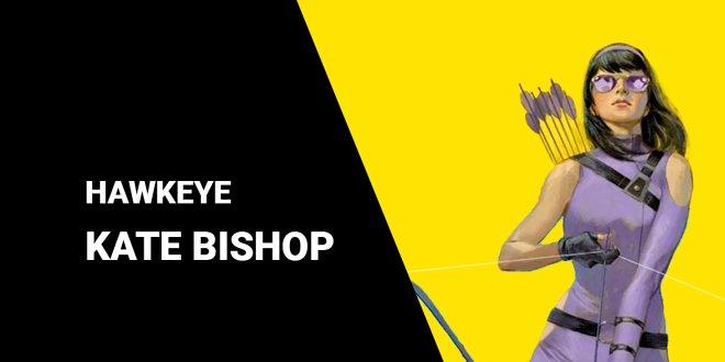 Hawkeye - Kate Bishop