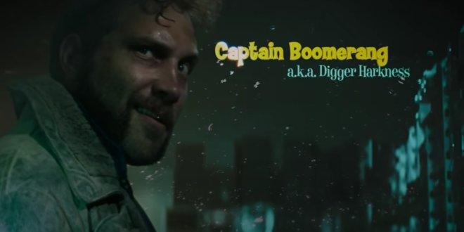 Captain Boomerang - DC Charakter