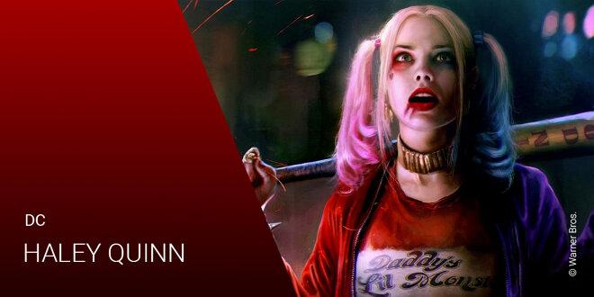 Harley Quinn: Die geisteskranke Superheldin