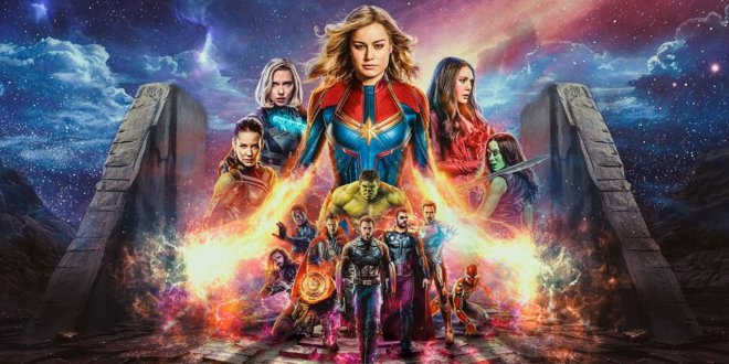 Marvel Superheldinnen | Die Heldinnen im MCU