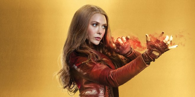 Wanda Maximoff (Scarlet Witch)