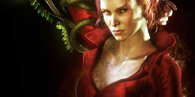 Poison Ivy: Giftiges Beast